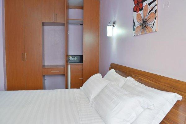 Fahari Palace Serviced Apartments - фото 1