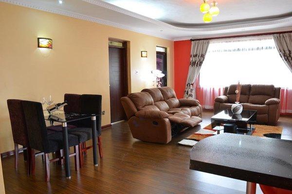 Fahari Palace Serviced Apartments - фото 12