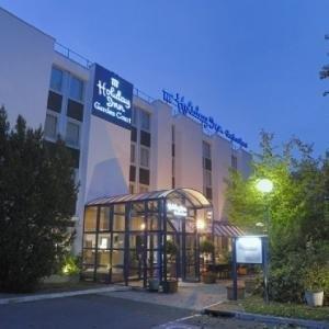 Гостиница «ALLIANCE ST QUENTIN», Гианкур