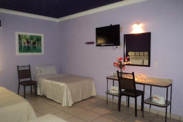 Hotel Plaza Bandera - фото 11
