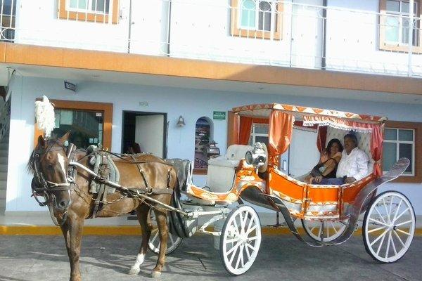 Hotel Plaza Bandera - фото 16