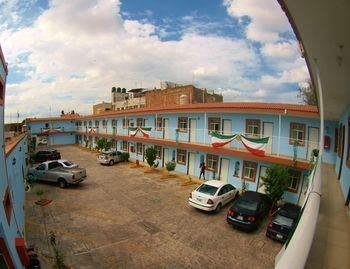 Hotel Plaza Bandera - фото 20