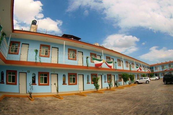 Hotel Plaza Bandera - фото 21