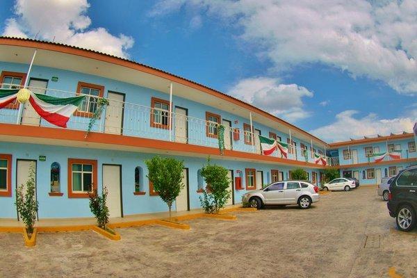 Hotel Plaza Bandera - фото 22