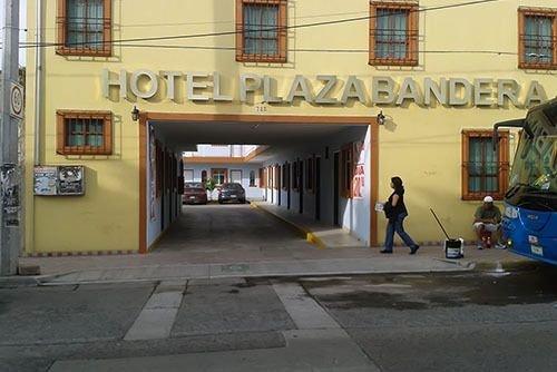 Hotel Plaza Bandera - фото 23