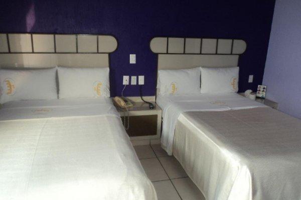 Hotel Plaza Bandera - фото 5