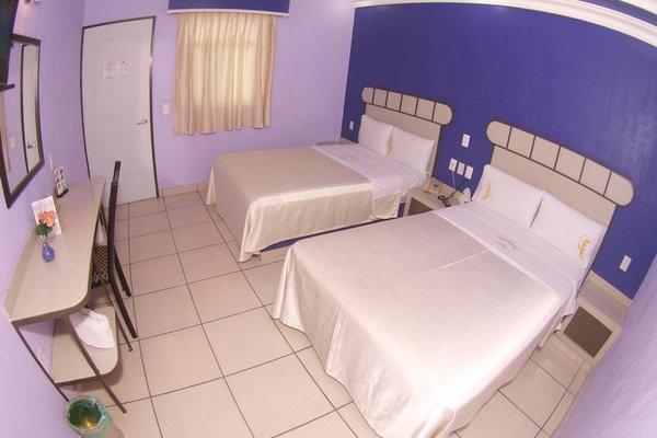 Hotel Plaza Bandera - фото 7