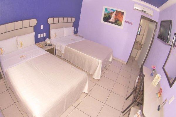 Hotel Plaza Bandera - фото 8