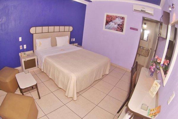 Hotel Plaza Bandera - фото 9