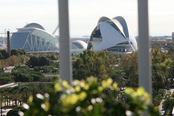 VLC Travel Habitat - Ciudad de las Ciencias - фото 1