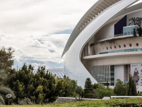VLC Travel Habitat - Ciudad de las Ciencias - фото 14