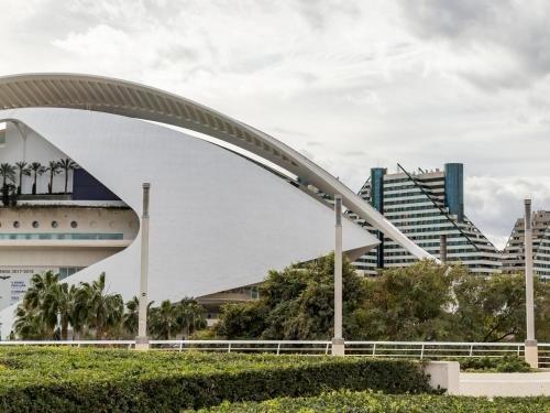 VLC Travel Habitat - Ciudad de las Ciencias - фото 16
