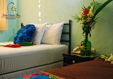 Hotel Santa Ana - фото 1