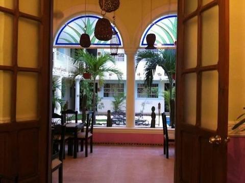 Hotel Santa Ana - фото 14