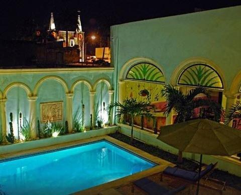 Hotel Santa Ana - фото 18