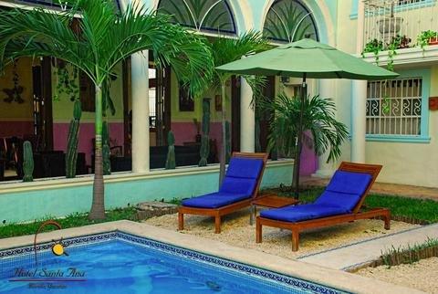 Hotel Santa Ana - фото 23