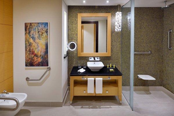 Dubai Marriott Hotel Al Jaddaf - фото 7