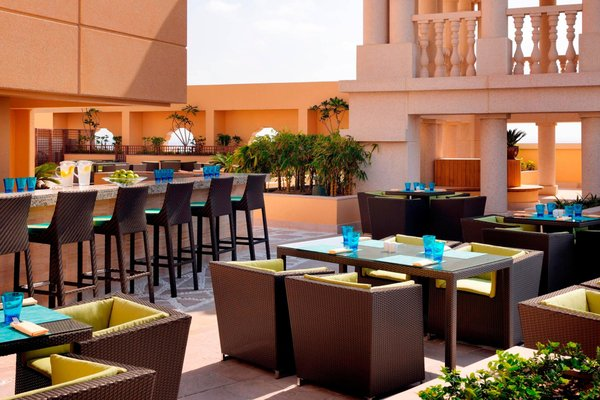 Dubai Marriott Hotel Al Jaddaf - фото 9