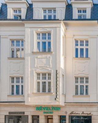 Revelton Suites - фото 23