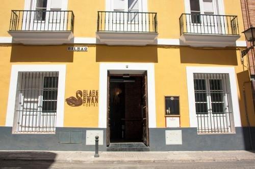 Black Swan Hostel Sevilla - фото 23