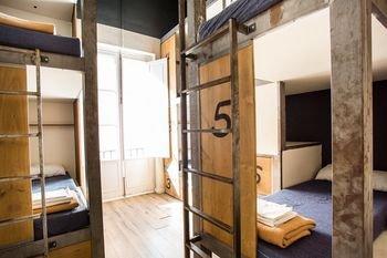Black Swan Hostel Sevilla - фото 4