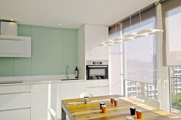 Ferran Pedralbes Penthouse - фото 6