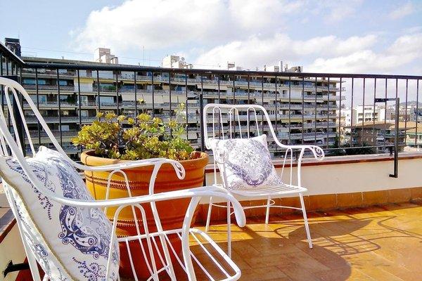 Ferran Pedralbes Penthouse - фото 7