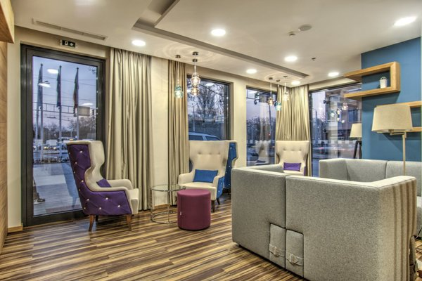 Holiday Inn Plovdiv - фото 15