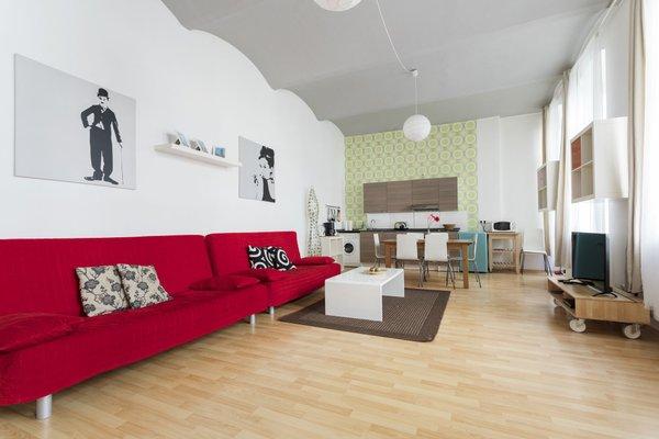 Apartment in Tiergarten - фото 17