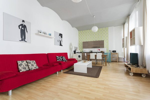 Apartment in Tiergarten - фото 2