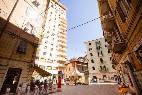 Atmosfere Guest House - 5 Terre e La Spezia 2 - фото 23