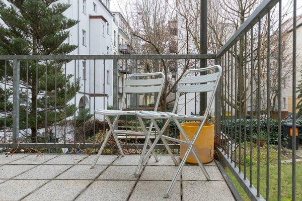 Apartment am Prenzlauer Berg - фото 20