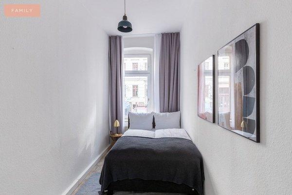 Apartment am Prenzlauer Berg - фото 23