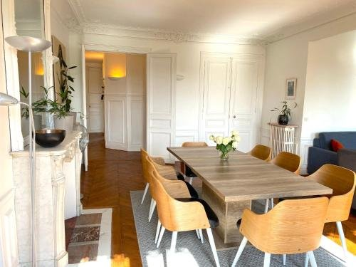 Marvellous Sunbathed 3BR at the heart of Paris - фото 14