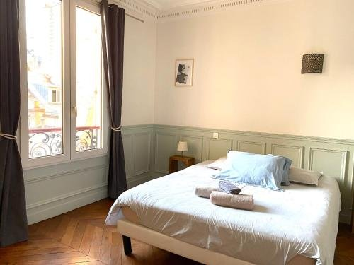 Marvellous Sunbathed 3BR at the heart of Paris - фото 23