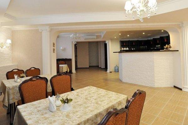 Гостиница ЕВРОПЕЙСКАЯ - фото 12