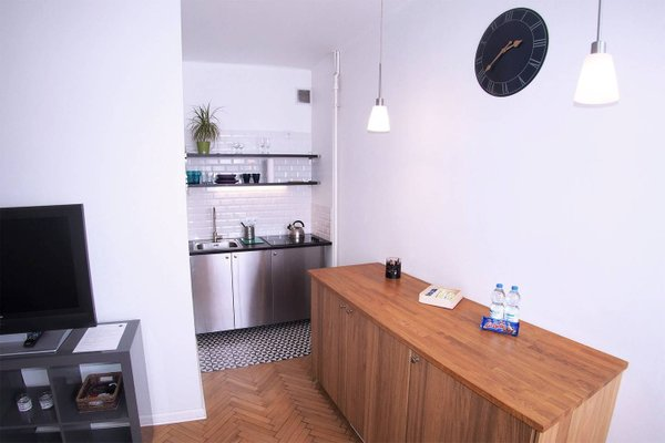 Aprica Apartments - фото 10