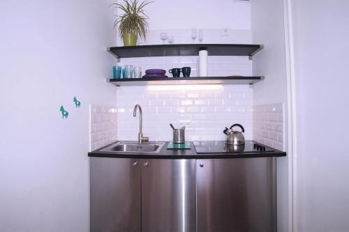Aprica Apartments - фото 12