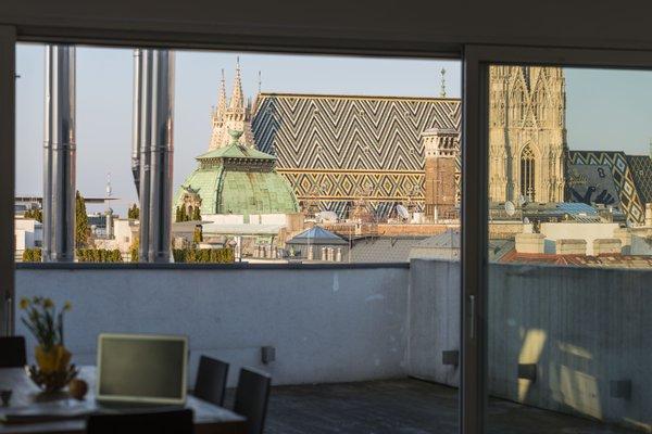 Penthouse Stephansplatz - фото 50