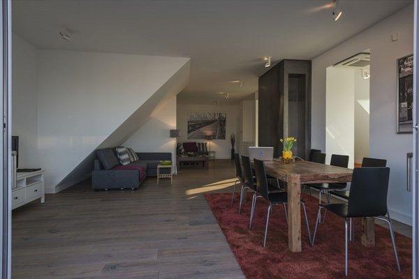 Penthouse Stephansplatz - фото 14