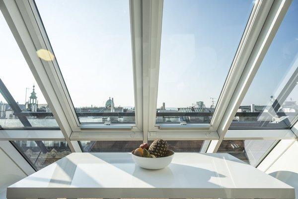 Penthouse Stephansplatz - фото 7