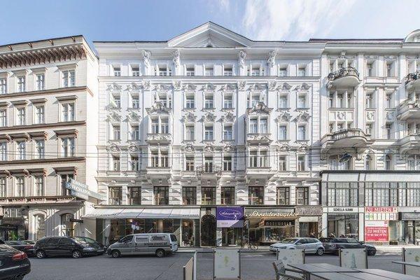 Penthouse Stephansplatz - фото 9