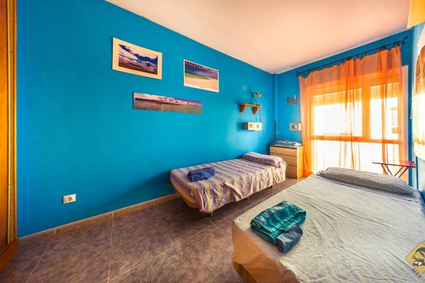 Lorenzo's Bed & Surf Apartment - фото 6