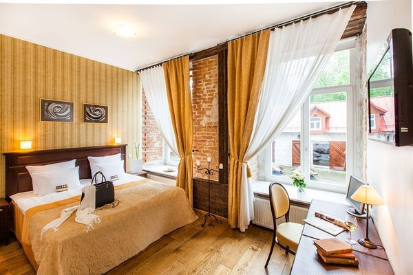 Отель The von Stackelberg Hotel Tallinn - фото 2