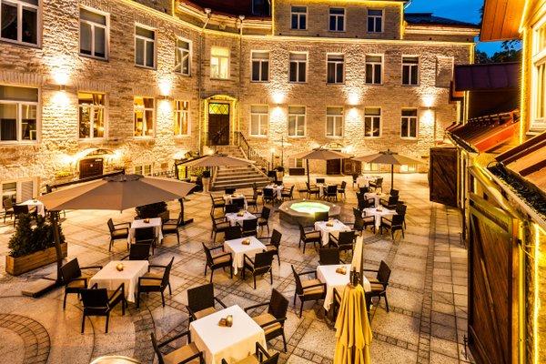 Отель The von Stackelberg Hotel Tallinn - фото 22