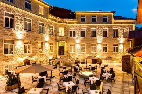Отель The von Stackelberg Hotel Tallinn - фото 23