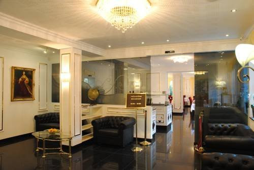 Hotel Maria Theresia - фото 12