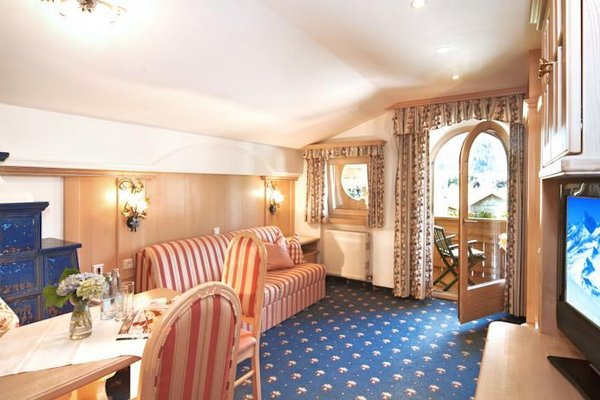 Hotel Garni Glockenstuhl - фото 27
