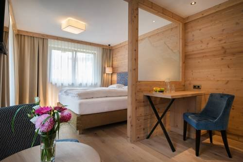 Hotel Garni Glockenstuhl - фото 4
