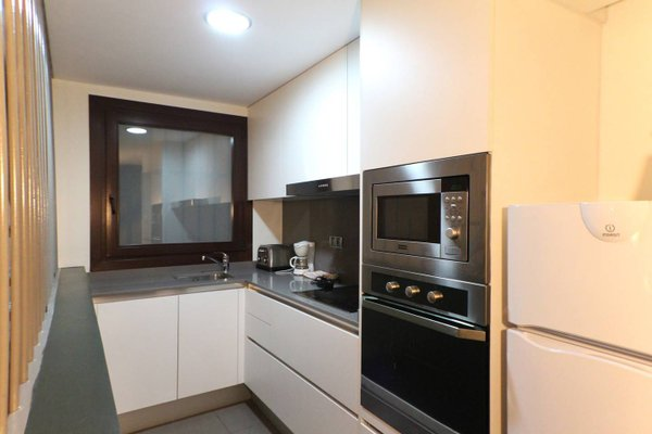 Tapioles Apartments - фото 11